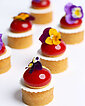 Petits Fours - Afternoon Tea Pastry